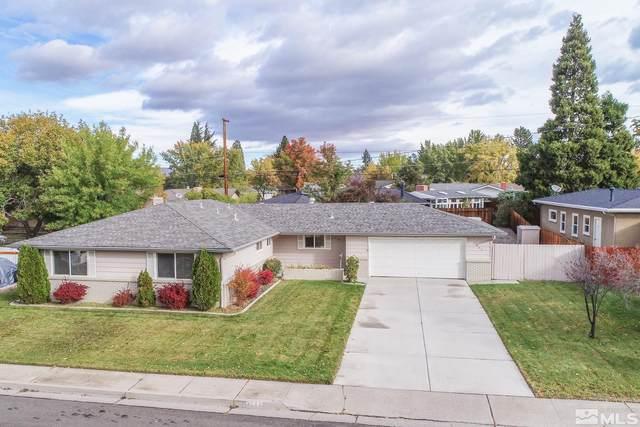 865 Manzanita Ln, Reno, NV 89509 (MLS #210015916) :: NVGemme Real Estate