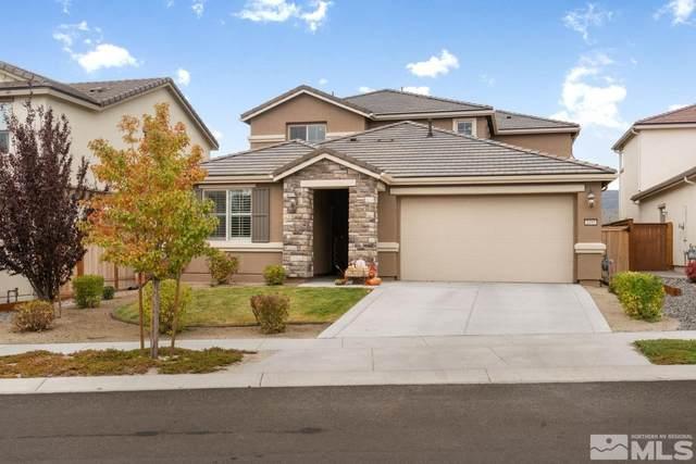1495 Heavenly View Trl, Reno, NV 89523 (MLS #210015918) :: Vaulet Group Real Estate