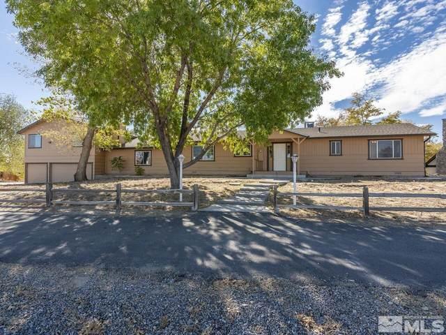 1245 Rice Rd, Fallon, NV 89406 (MLS #210015936) :: NVGemme Real Estate