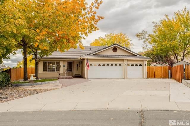 5245 Canyon Rim Court, Sparks, NV 89436 (MLS #210015938) :: NVGemme Real Estate