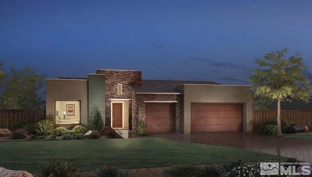 8949 Sun Creek Trail Homesite 154, Reno, NV 89523 (MLS #210015943) :: Vaulet Group Real Estate