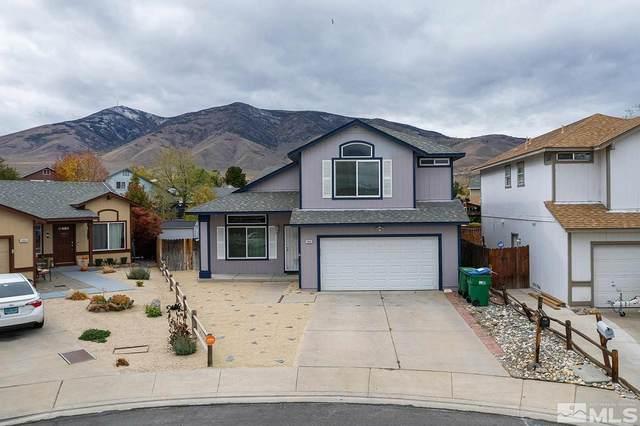 7840 Crystal Shores Ct, Reno, NV 89506 (MLS #210015945) :: NVGemme Real Estate