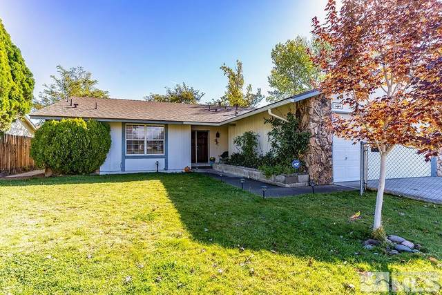 2354 Rosemary Dr., Sparks, NV 89434 (MLS #210015946) :: Colley Goode Group- CG Realty