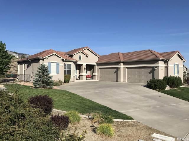 7285 Tempe, Reno, NV 89511 (MLS #210015947) :: NVGemme Real Estate