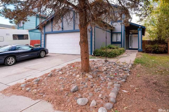 2333 Melody Ln., Reno, NV 89512 (MLS #210015949) :: Colley Goode Group- CG Realty