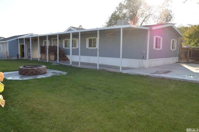 5238 Slope Dr., Reno, NV 89433 (MLS #210015951) :: NVGemme Real Estate