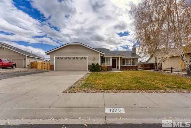 1275 Bridle Way, Minden, NV 89423 (MLS #210015953) :: NVGemme Real Estate
