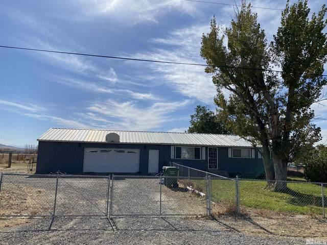 3170 Pot Belly Rd, Winnemucca, NV 89445 (MLS #210015959) :: NVGemme Real Estate