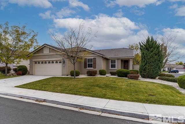 10705 Cedar Rock Drive, Reno, NV 89521 (MLS #210015960) :: NVGemme Real Estate