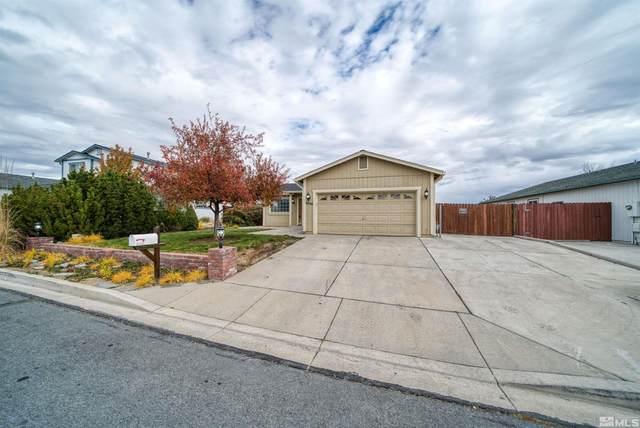 6530 Tejon Ct., Sun Valley, NV 89433 (MLS #210015962) :: NVGemme Real Estate