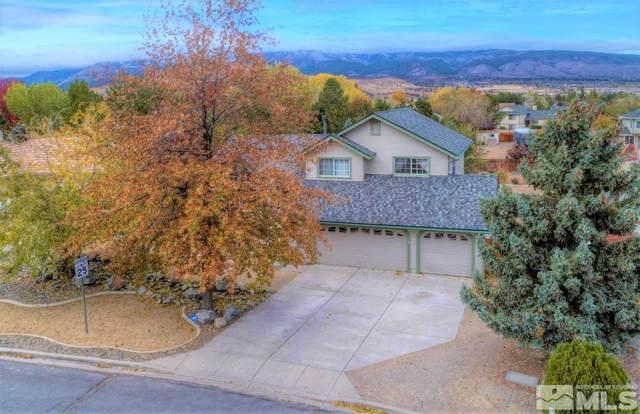 15135 Sylvester, Reno, NV 89521 (MLS #210015963) :: NVGemme Real Estate