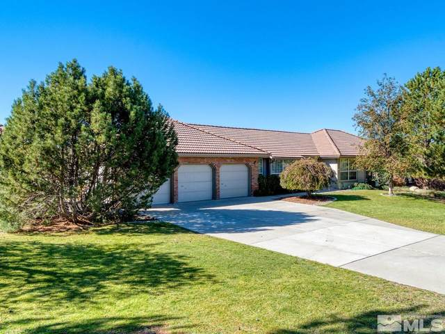 160 Stags Leap, Sparks, NV 89441 (MLS #210015964) :: The Coons Team