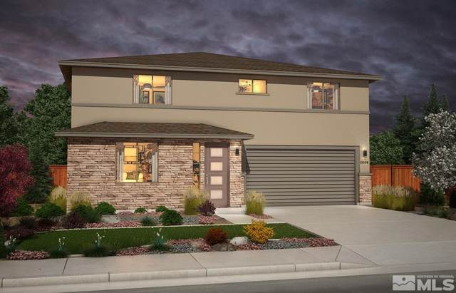 618 Wild Stallion Ct Lot 24, Reno, NV 89506 (MLS #210015967) :: NVGemme Real Estate