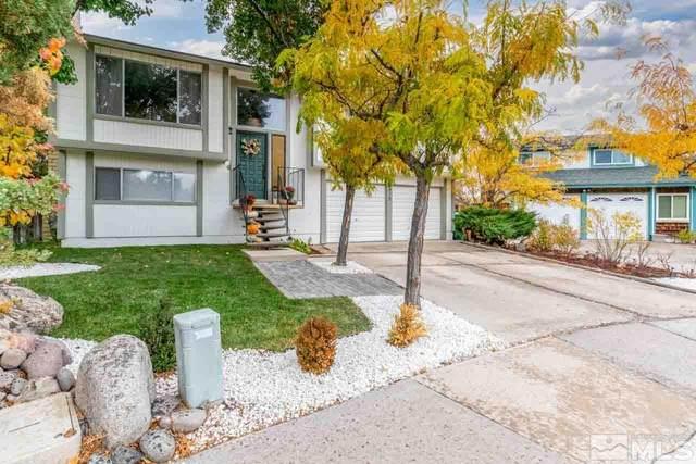 1815 Becky Ct, Reno, NV 89503 (MLS #210015979) :: Colley Goode Group- CG Realty