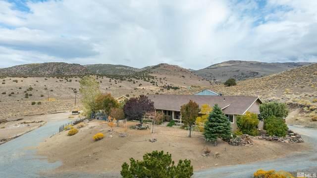 3860 Tree Farm Ct, Reno, NV 89510 (MLS #210015983) :: Colley Goode Group- CG Realty