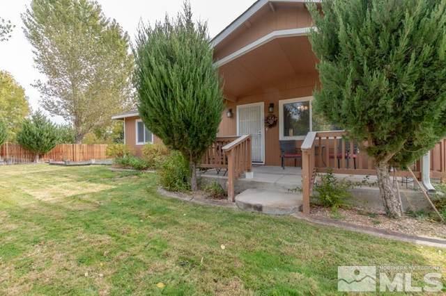 3133 Casey Road, Fallon, NV 89406 (MLS #210015992) :: Colley Goode Group- CG Realty