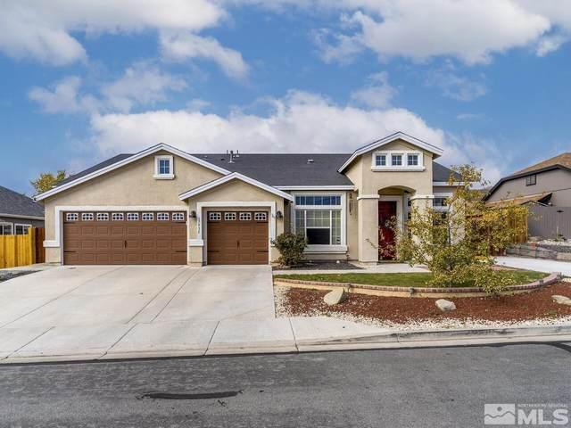 17935 Blake Ct., Reno, NV 89508 (MLS #210015995) :: Colley Goode Group- CG Realty