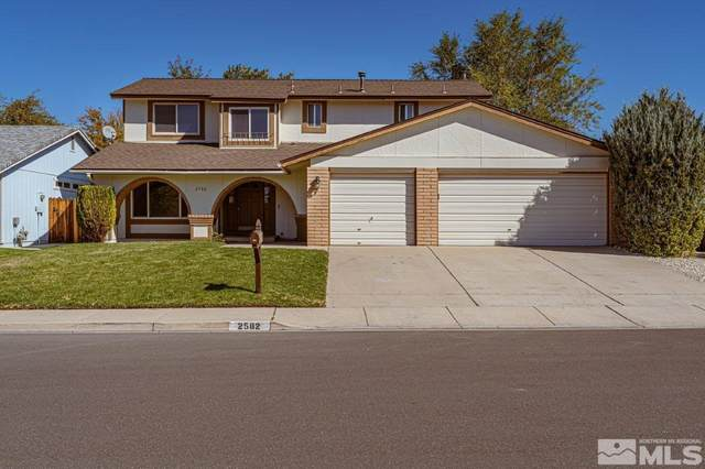 2582 Monte Verde, Sparks, NV 89434 (MLS #210015996) :: Colley Goode Group- CG Realty