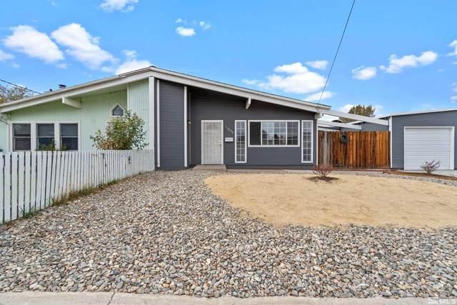 11863 Rocky Mountain St, Reno, NV 89506 (MLS #210015998) :: NVGemme Real Estate