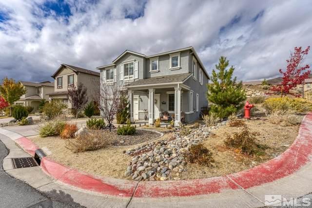 1899 Star Bright Way, Reno, NV 89523 (MLS #210016000) :: Vaulet Group Real Estate