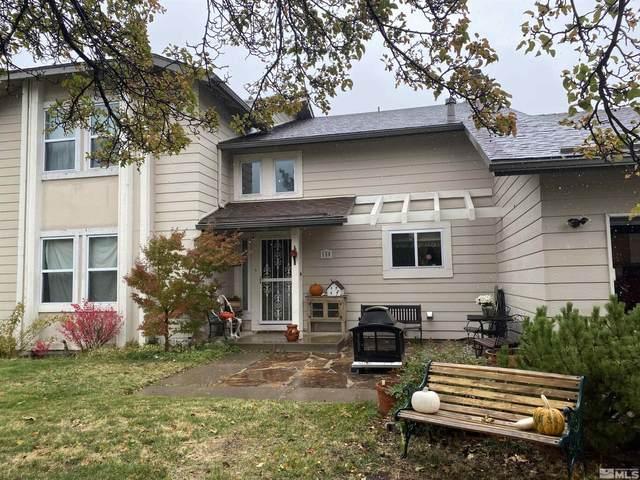155 Marmot, Reno, NV 89523 (MLS #210016005) :: NVGemme Real Estate