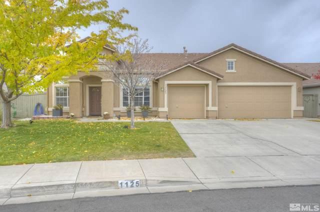 1125 El Campo Court, Reno, NV 89521 (MLS #210016009) :: NVGemme Real Estate