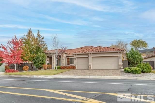 3550 Socrates, Reno, NV 89512 (MLS #210016016) :: NVGemme Real Estate