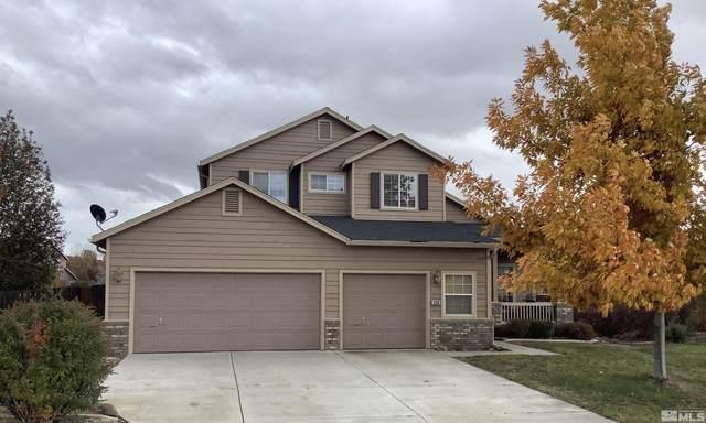 3200 Gerona Ct, Sparks, NV 89436 (MLS #210016017) :: NVGemme Real Estate
