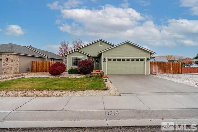 3536 Smoketree, Carson City, NV 89705 (MLS #210016018) :: NVGemme Real Estate