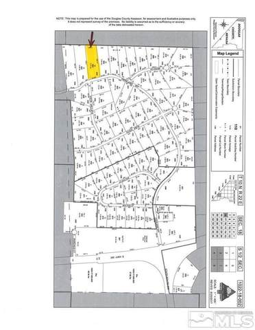 3242 Highland Way, Gardnerville, NV 89410 (MLS #210016019) :: NVGemme Real Estate