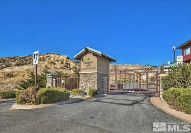 8175 Fox Meadows Ct., Reno, NV 89523 (MLS #210016021) :: NVGemme Real Estate