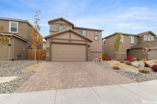 2245 Symphony Way, Reno, NV 89521 (MLS #210016022) :: Vaulet Group Real Estate