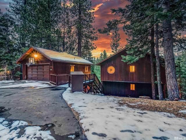 394 Barrett Dr, Stateline, NV 89449 (MLS #210016025) :: NVGemme Real Estate