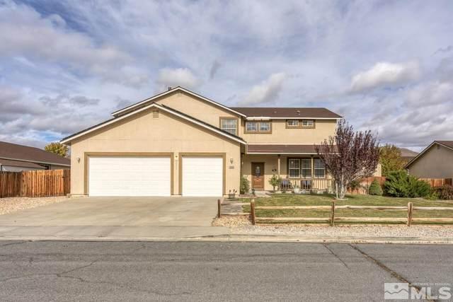18493 Spicer Lake Ct., Reno, NV 89508 (MLS #210016036) :: Colley Goode Group- CG Realty