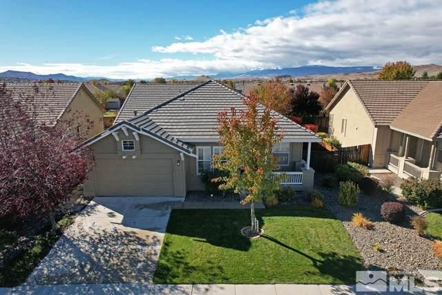 1173 Oasis Park Dr, Sparks, NV 89436 (MLS #210016039) :: NVGemme Real Estate