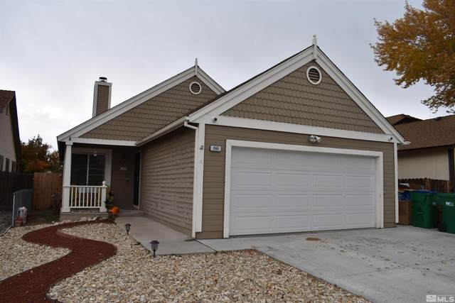1961 Fargo Way, Sparks, NV 89434 (MLS #210016041) :: Colley Goode Group- CG Realty