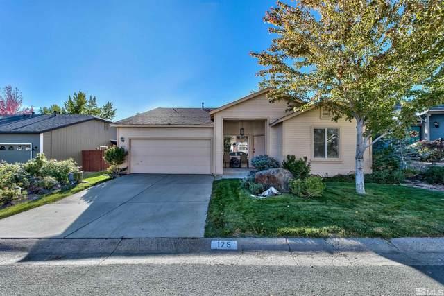 175 Stonecrest Drive #0, Verdi, NV 89439 (MLS #210016048) :: NVGemme Real Estate