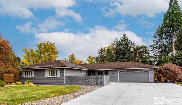 4120 Warren Way, Reno, NV 89509 (MLS #210016051) :: NVGemme Real Estate