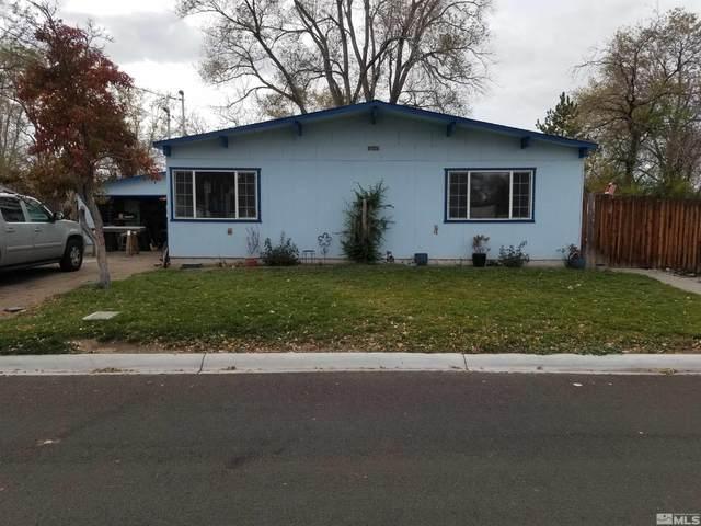 13645 Mount Baldy, Reno, NV 89506 (MLS #210016053) :: NVGemme Real Estate