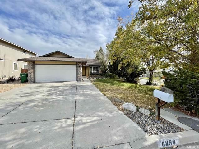 6850 Canoe Hill Ct, Sparks, NV 89436 (MLS #210016054) :: NVGemme Real Estate