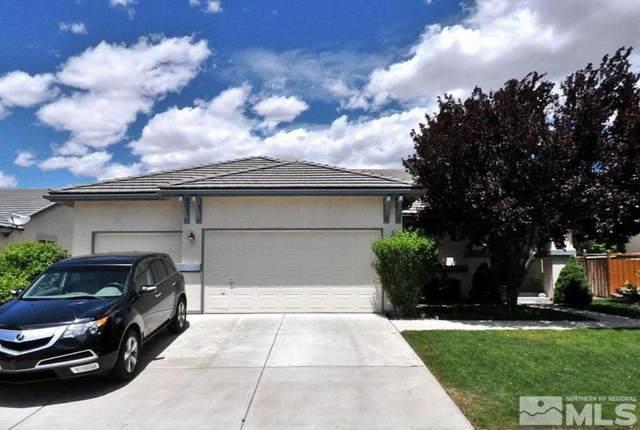 7116 Cinnamon, Sparks, NV 89436 (MLS #210016056) :: NVGemme Real Estate
