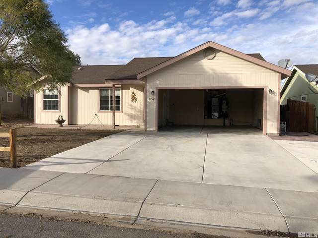 832 Columbine Dr, Fernley, NV 89408 (MLS #210016059) :: Colley Goode Group- CG Realty