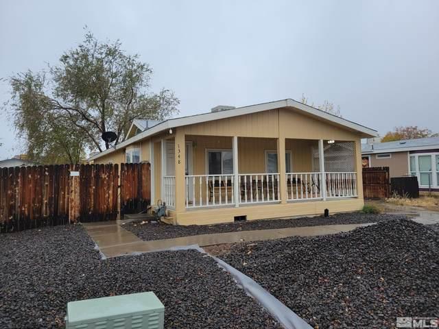 1348 Leopard Street, Reno, NV 89506 (MLS #210016061) :: NVGemme Real Estate