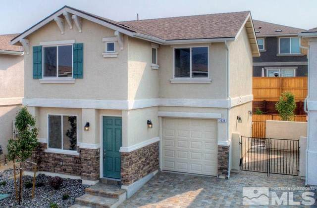 3625 Pimlico St. Lot 60, Reno, NV 89512 (MLS #210016064) :: NVGemme Real Estate