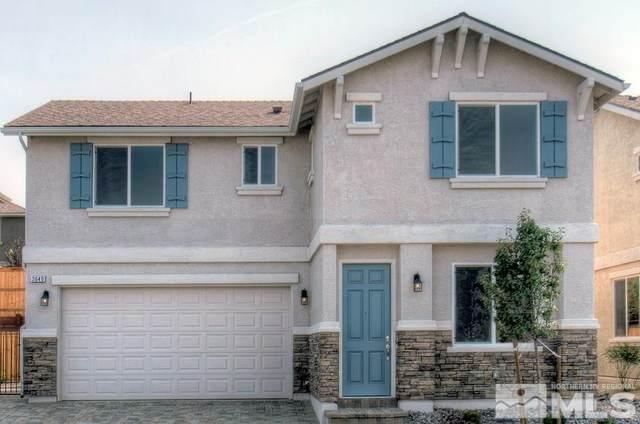 3729 Pimlico St. Lot 65, Reno, NV 89512 (MLS #210016065) :: NVGemme Real Estate