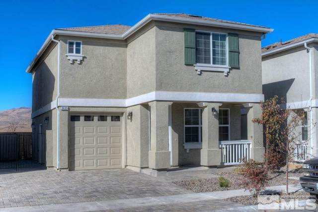 3654 Pimlico St. Lot 47, Reno, NV 89512 (MLS #210016068) :: NVGemme Real Estate
