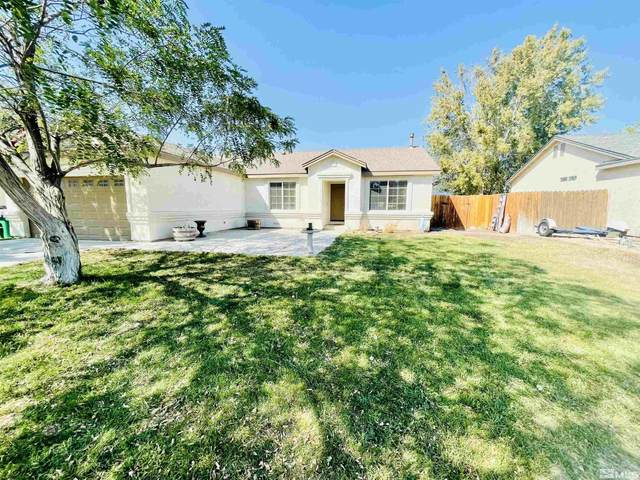 1730 Johns, Fernley, NV 89408 (MLS #210016069) :: Colley Goode Group- CG Realty