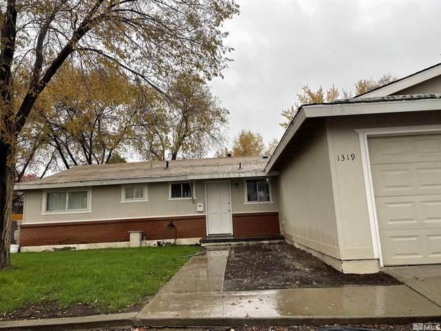 1319 Siskiyou Drive, Carson City, NV 89701 (MLS #210016075) :: NVGemme Real Estate