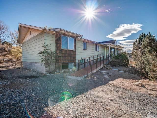 2070 Fish Springs Road, Gardnerville, NV 89410 (MLS #210016077) :: Vaulet Group Real Estate