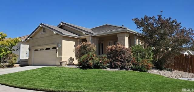 1100 Tee Drive, Minden, NV 89423 (MLS #210016079) :: Vaulet Group Real Estate